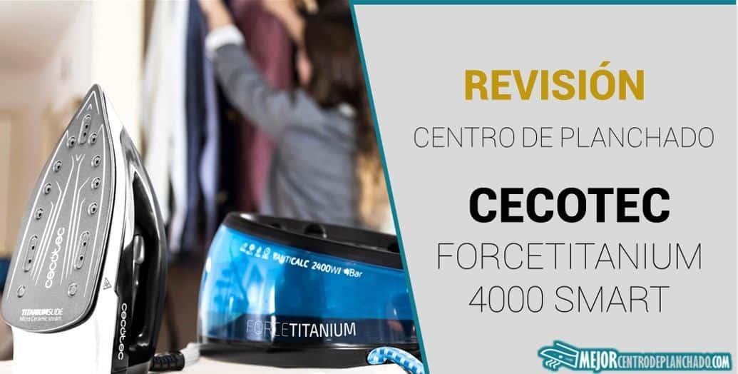 Cecotec ForceTitanium 4000