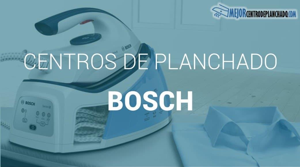 Centro de Planchado Bosch