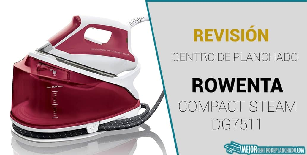 Rowenta Compact Steam