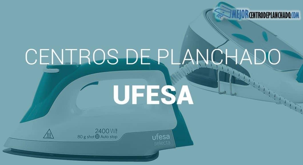 Centro de Planchado Ufesa