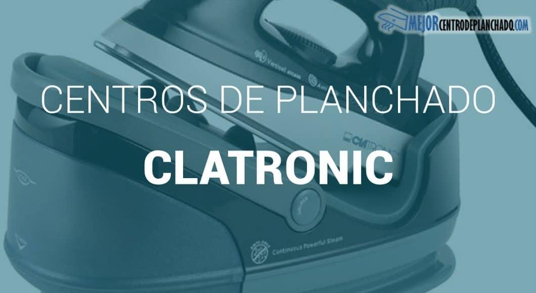 Centro de Planchado Clatronic