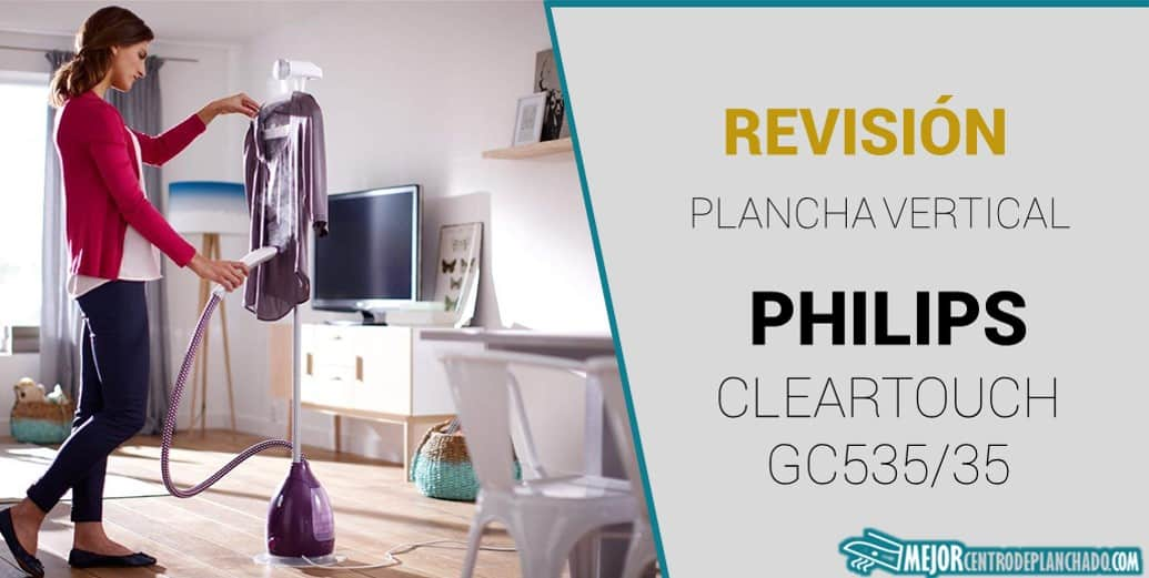 Philips Cleartouch GC535/35