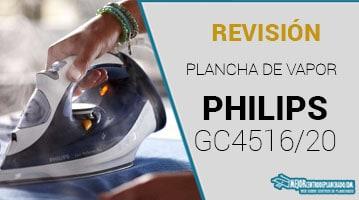 Plancha de Vapor Philips Azur GC4516/20