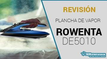 Plancha de Vapor Rowenta DE5010