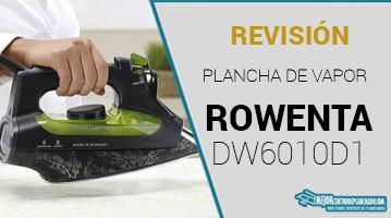Plancha de Vapor Rowenta DW6010D1