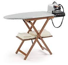 mesa planchar madera precio