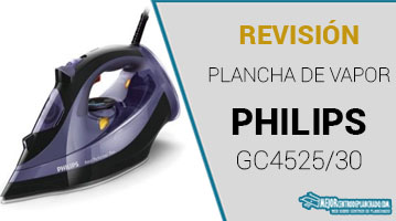 Plancha de Vapor Philips GC4525/30