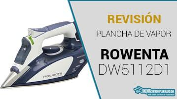 Plancha de Vapor Rowenta DW5112D1