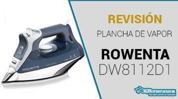 Plancha de Vapor Rowenta DW8112D1