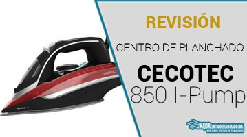 Cecotec 3D Forceanodized 850 i-Pump