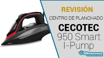 Cecotec 3D Forceanodized 950 Smart I-Pump